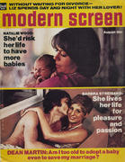 Modern Screen Magazine August 1974 Magazine