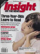 Insight Magazine March 27, 2000 Magazine