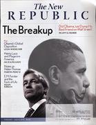 The New Republic Magazine July 8, 2010 Magazine