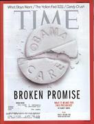 Time Magazine December 2, 2013 Magazine