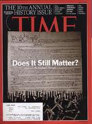 Time Magazine July 4, 2011 Magazine