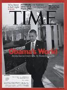 Time Magazine January 30, 2012 Magazine