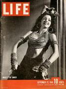 LIFE Magazine September 22, 1941 Magazine