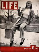 LIFE Magazine April 20, 1942 Magazine