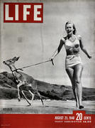 LIFE Magazine August 23, 1948 Magazine