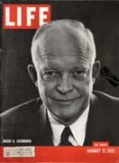 LIFE Magazine January 21, 1952 Magazine