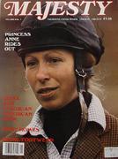 Majesty Magazine May 1987 Magazine