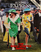 Sunday Express Magazine August 23, 1987 Magazine