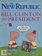 The New Republic Magazine November 9, 1992 Magazine