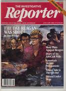 The Investigative Reporter Magazine January 1982 Magazine