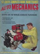 Auto Mechanics Magazine March 1957 Magazine