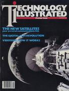 Technology Illustrated Magazine October 1981 Magazine