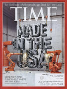 Time Magazine April 22, 2013 Magazine