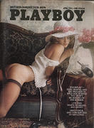 Playboy Magazine April 1, 1974 Magazine