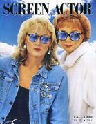 Screen Actor Magazine September 1990 Magazine