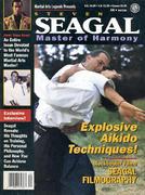 Martial Arts Legends: Steven Seagal Magazine