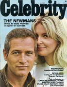 Celebrity Magazine August 1975 Magazine