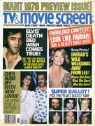 TV & Movie Screen Magazine January 1978 Magazine
