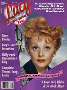 Lucy We Love You Vol. 1 No. 1 Magazine