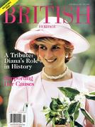 British Heritage Magazine December 1997 Magazine