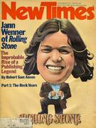 New Times Magazine November 26, 1976 Magazine