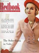 Redbook Magazine February 1954 Magazine