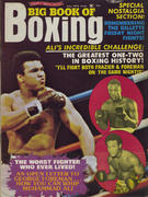 Big Book of Boxing Magazine July 1975 Magazine