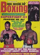 Big Book of Boxing Magazine November 1975 Magazine