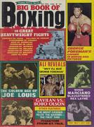 Big Book of Boxing Magazine October 1974 Magazine