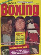 World Boxing Magazine September 1974 Magazine