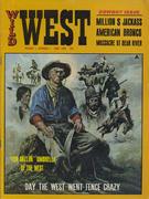 Wild West Magazine June 1969 Magazine