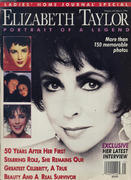 Ladies' Home Journal - Elizabeth Taylor: Portrait of a Legend May 1994 Magazine