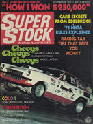 Super Stock & Drag Illustrated Magazine December 1972 Magazine
