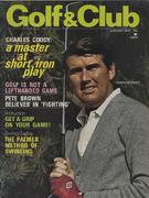 Golf & Club Magazine January 1972 Magazine