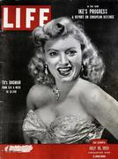 LIFE Magazine July 16, 1951 Magazine