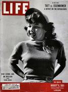 LIFE Magazine August 6, 1951 Magazine
