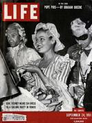 LIFE Magazine September 24, 1951 Magazine