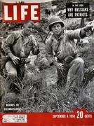 LIFE Magazine September 4, 1950 Magazine