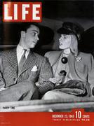LIFE Magazine December 23, 1940 Magazine