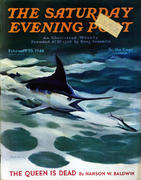 The Saturday Evening Post February 28, 1942 Magazine
