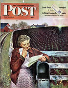 The Saturday Evening Post May 8, 1943 Magazine