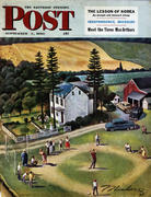 The Saturday Evening Post September 2, 1950 Magazine