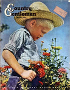 Country Gentleman Magazine August 1949 Magazine