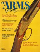 Arms Gazette March 1977 Magazine