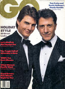 GQ Magazine December 1988 Magazine