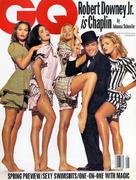 GQ Magazine January 1993 Magazine