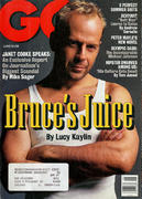 GQ Magazine June 1996 Magazine