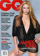 GQ Magazine April 2001 Magazine