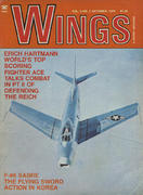 Wings Magazine October 1975 Magazine