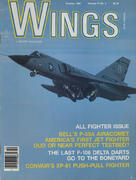 Wings Magazine October 1987 Magazine